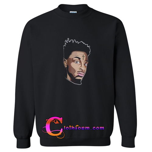 21 savage sweatshirt