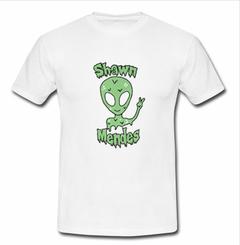 Shawn Mendes Alien T-shirt