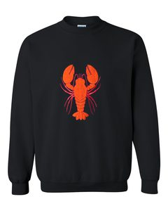 lobster sweatshirt
