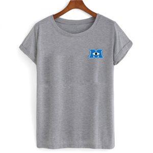 Monsters Inc Logo T-shirt