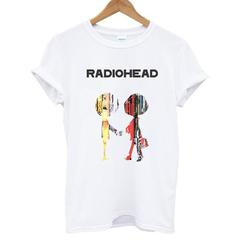 Radiohead The Best Of Album T-shirt