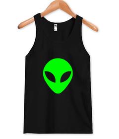 alien tank top