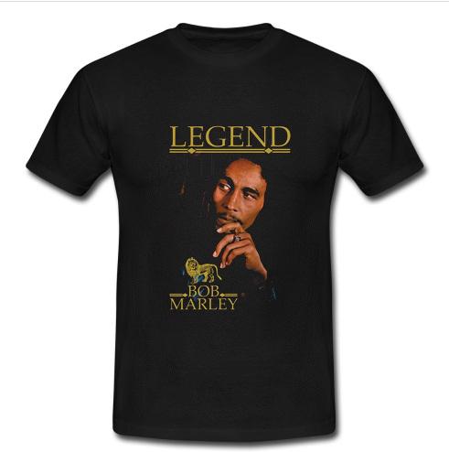 Bob Marley Legend t shirt