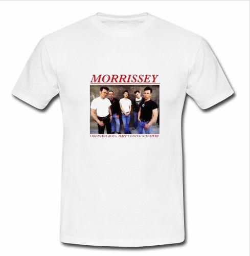 Morrissey T Shirt
