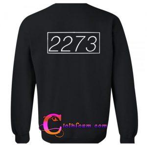 2237 sweatshirt back