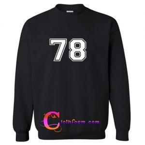 78 Sweatshirt