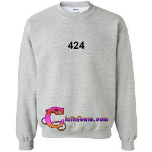 424 sweatshirt