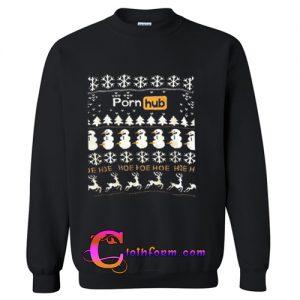 Porn Hub Sweatshirt