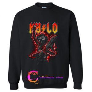 metal kylo ren sweatshirt