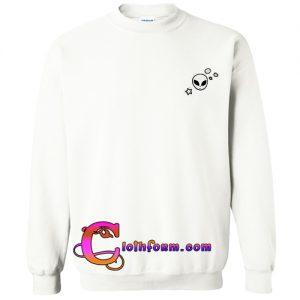A-Lab Shannon Alien sweatshirt