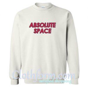 Absolute Space Sweatshirt