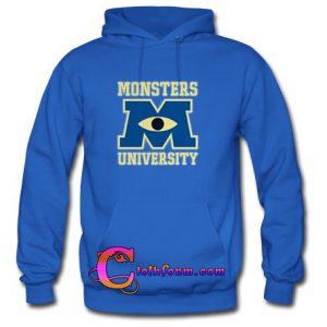 Monster University Hoodie