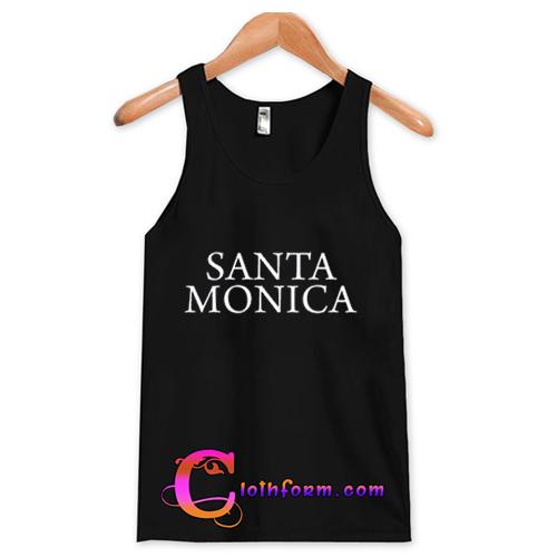 Santa Monica Tanktop