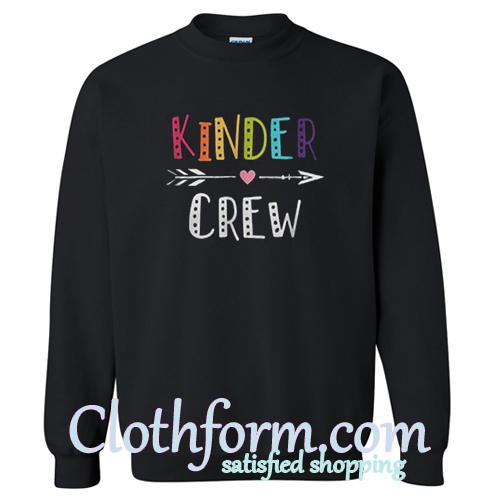 Kinder Crew Sweatshirt