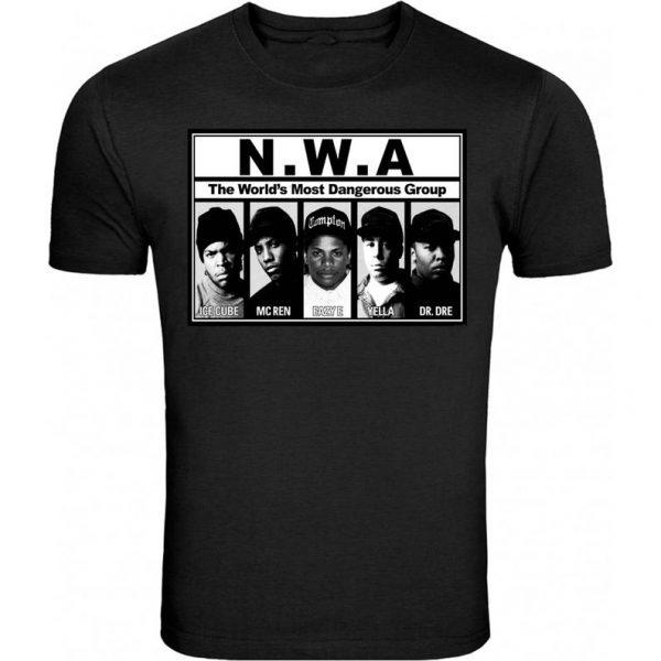 NWA Straight Outta Compton Unisex T Shirt ST02
