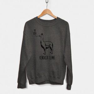 Kendrick Llama sweatshirt