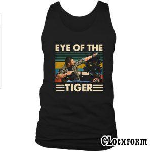Supernatural Dean Eye of the Tiger Tank Top TW