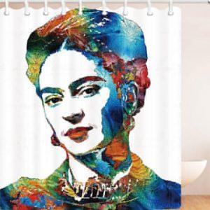 2019 Frida Kahlo Shower Curtain At