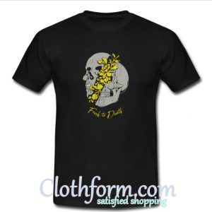 Air Jordan 4 Cool Skull T-Shirt At