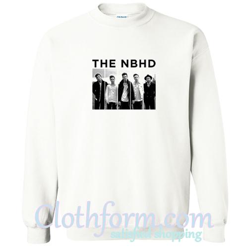 The NBHD Sweatshirt At