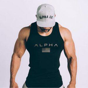 ALPHA tank top