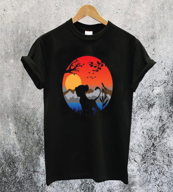 The Lion King of Kind Animal T-Shirt