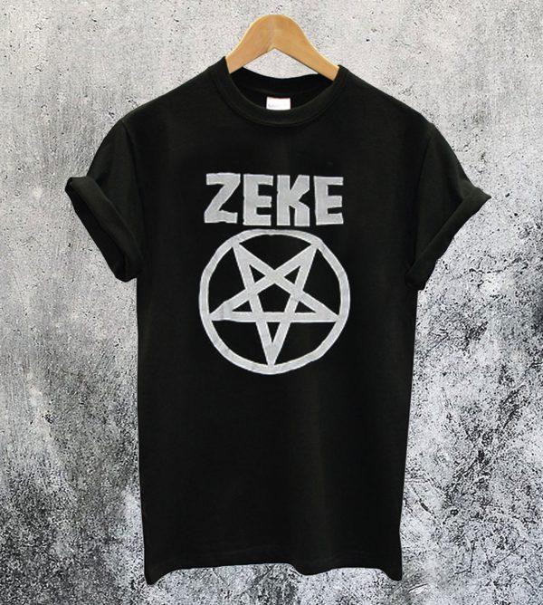 Zeke Pentagram T-Shirt