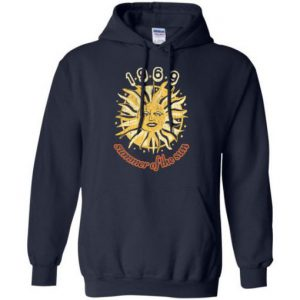 1969 Summer Of The Sun Hoodie