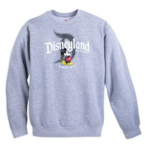 Mickey and Disneyland Sweatshirt