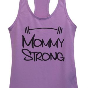 Mommy Strong Tank Top