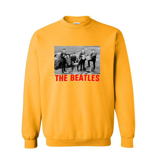 The Beatles Crewneck Sweatshirt