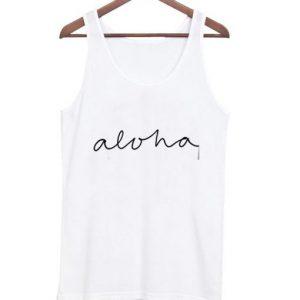 Aloha Tank Top SN