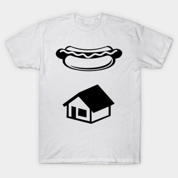 Kevins Hot Dog House T-Shirt AI