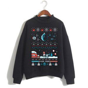 Merry Christmas Ugly Sweatshirt SN