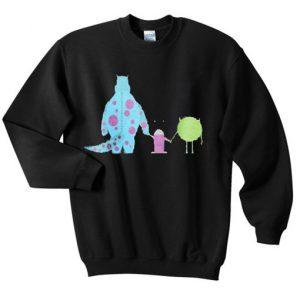 Monsters Inc. Sweatshirt SN