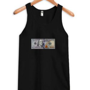 100 Dollar USA Tanktop SN