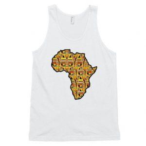 Africa Kente Tank Top SN
