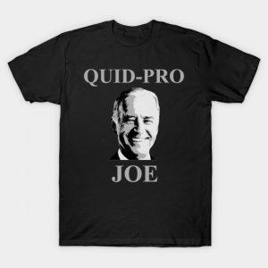 Quid Pro Joe TShirt SN
