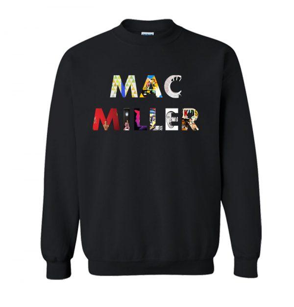 Mac Miller The Album Sweatshirt SN
