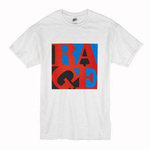 Rage T Shirt SN