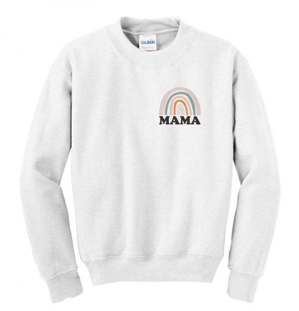 Rainbow Mama Sweatshirt SN