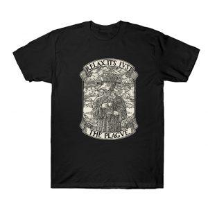 The Chillest Plague Doctor T-Shirt SN